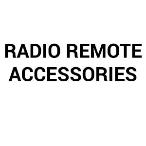 Radio Remote Accessories