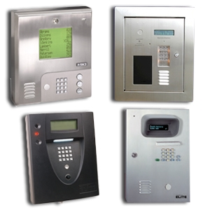 Commercial Telephone Entry & Access Control Systems
