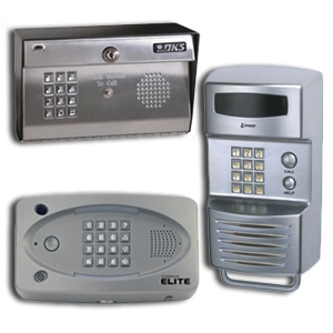 Residential Telephone Entry & Access Control Systems
