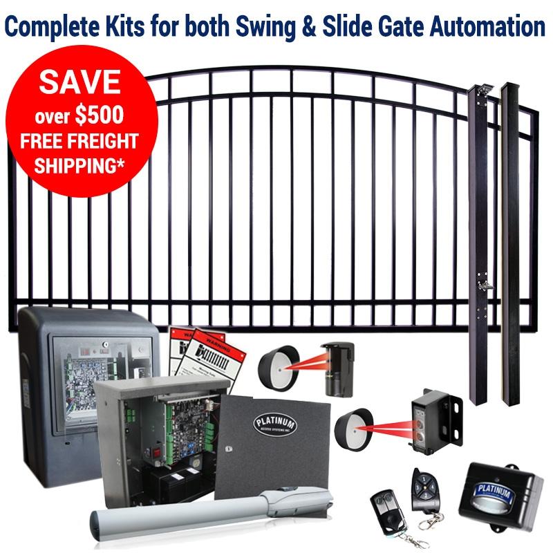 Gate & Opener Kits