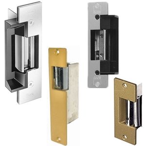 Electric Strikes & Solenoid Locks