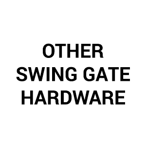 Other Swing Gate Hardware