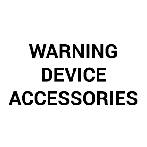Warning Device Accessories