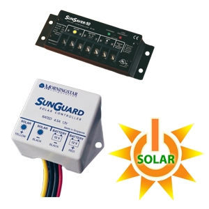 Solar Regulators & Controllers
