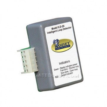 Ramset 800-80-05 ILD24 Plug-In Loop Detector