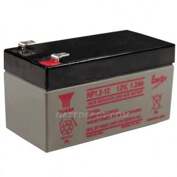 Linear 12VGB Gel Cell Backup Battery