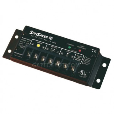 Morningstar Sunsaver PR/MS-S6 12V 6.5 Amp Controller