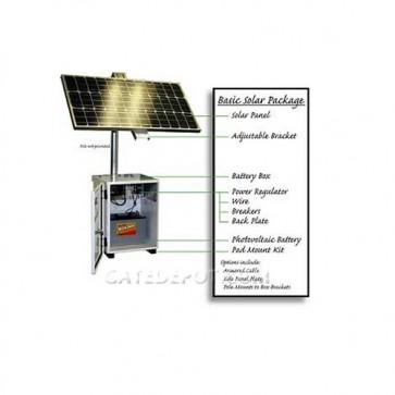 DuraGate SPKG24/80 24V 80W Solar Package