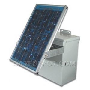 Ritron RSS-100 Solar Kit