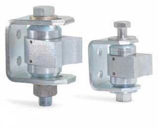 DoorKing 1200-019 Sealed Bearing Hinge - 2,000 Lbs Capacity