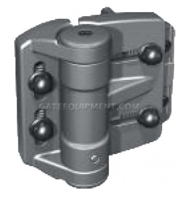 D&D Tru-Close Multi-Adjustable, Self-Closing Hinge