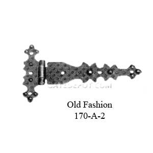 DuraGate 170-A2 Old Fashion Forged Style Strap Hinge