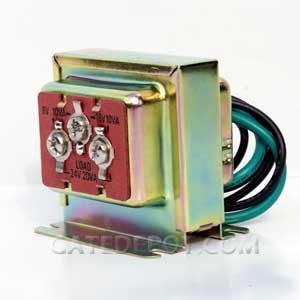 Trine TR125 Wire-In Tri-Volt Transformer