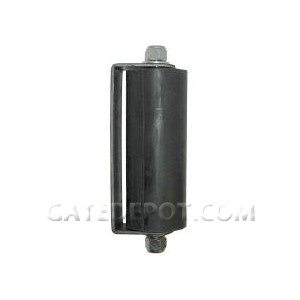 "DuraGate GR3KT 3""H Rubber Guide Rollers for Slide Gates"