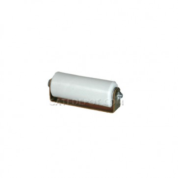 "Eagle EG097 3"" White Guide Roller"