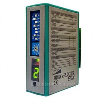 EMX Ultra V-2 D-TEK Vehicle Loop Detector - Plug-In
