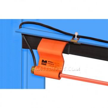 Miller Edge MIRF-Z2 Patriot Z-Flap Non-Contact Fail-Safe Sensing Kit, 30'