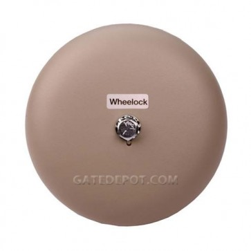 MMTC Wheelock WB-400 Warning Bell