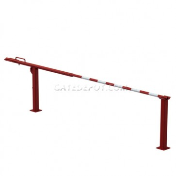 LiftMaster 14000N-12 Manual Lift Barrier Gate Arm - In Ground 12'