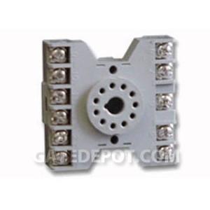 EMX LD-11 Mountable Loop Detector Socket Base