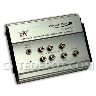 Linear DA-506BID Bi-Directional RF Distribution Amplifier