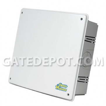 """Linear H312KIT 12"""" Plastic Enclosure with Cover"""