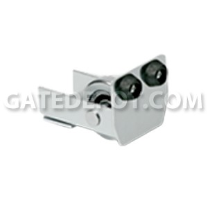 DuraGates CGS-347M Cantilever Track End Wheel