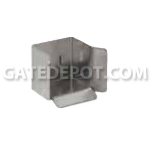 DuraGates CGS-346P Cantilever Track Bottom End Cup