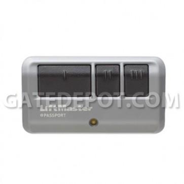 Liftmaster PPV3M Passport MAX 3-Button Visor Remote Control