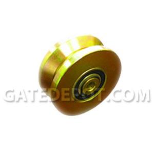 "Platinum Access VW-HD-4 4"" V-Groove Wheel"
