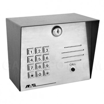 AAS 19-100I Advantage DKLP Low Power Keypad w/ Intercom