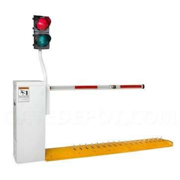 DoorKing 1603 Barrier Gate Operator / Automated Spike System