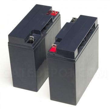 DoorKing 1801-004 12V Battery - 18 Amp Hour