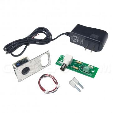 DoorKing 1812-147 Color CCTV Camera Kit