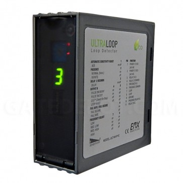 EMX ULT-MVP-2 Inductive Loop Detector - Dual Channel