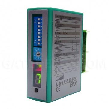 EMX ULT-V2 Inductive Loop Detector - Plug-In
