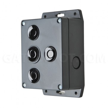 EMX USVD-4X Ultrasonic Vehicle Detector