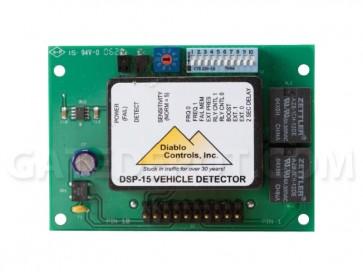 FAAC 2664 DSP-15 Loop Detector