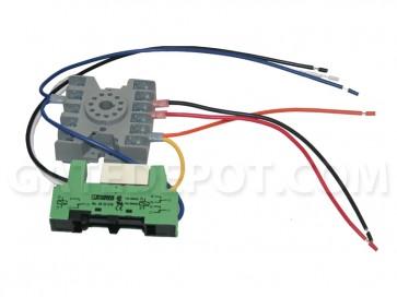 FAAC 26672.5 SP10 Shadow Detector Kit, 230VAC