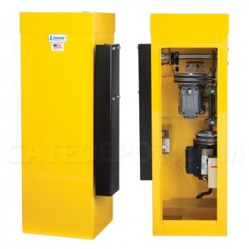 Linear OSCO BGUS-D Barrier Gate Operator with Battery Backup