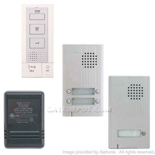 AiPhone DBSeries Inter Access Control System