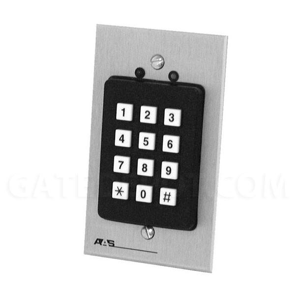 aas advantage dke 26 100sg economy single gang digital keypadAmerican Access Keypad Wiring Diagram #8