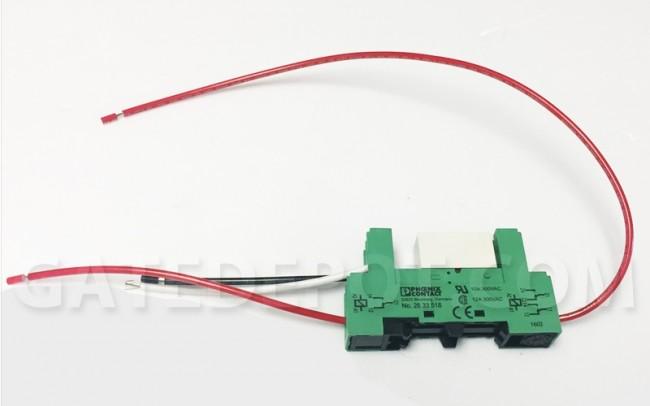 FAAC 2352 Mag Lock Relay Kit Maglock Wiring Diagram Standalone on
