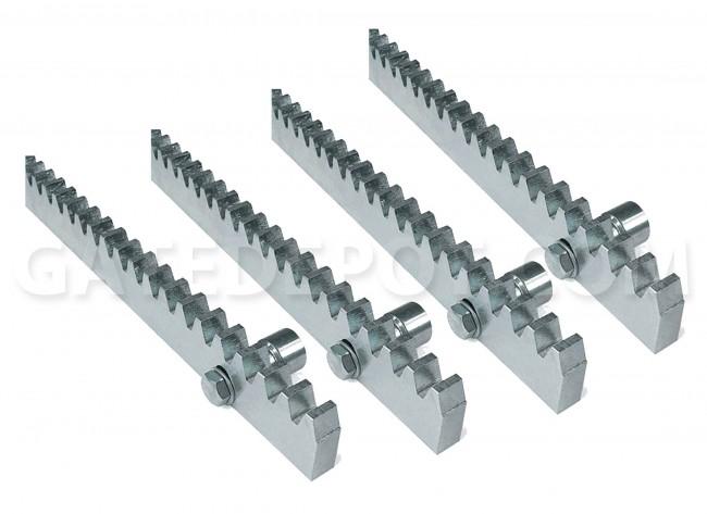 Faac 490122 1 Galvanized Steel Gear Rack