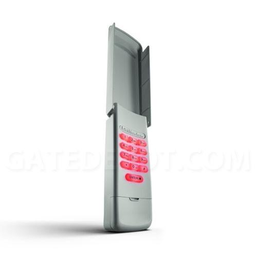 Liftmaster 877max Security 2 0 Wireless Keypad 315 390 Mhz