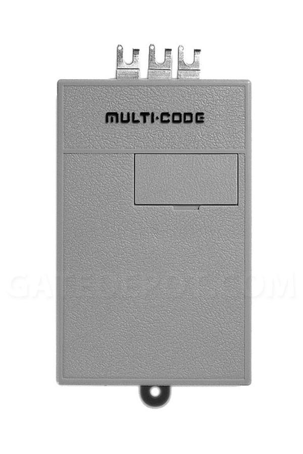Linear Multicode 109020 1 Channel Garage Door Receiver