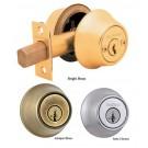 Kwikset Double Cylinder Deadbolt Lock