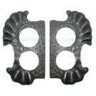 Decorative Lock Box Cover Plates