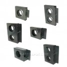 "DuraGate 15 Gauge Lock Boxes - 2-3/8"" Backset - 2-1/8"" Hole"