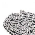 DoorKing 2600-443 Nickel Plated #41 Chain - 10 Feet